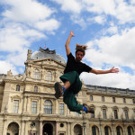 Manu da Banda -Jumping Paris-France