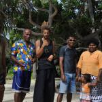 Manu Da Banda -Fijian friends