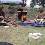 Manu Da Banda - Jamming with Subash and Walter-NZ