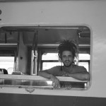 Manu Da Banda - On the train to Bangkok-Thailand