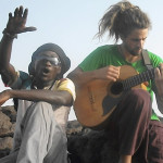 Manu Da Banda - Jamming with Balck Xu Dakar - Senegal