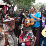 Manu Da Banda - With Baye Fall friends - Senegal